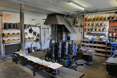 Fonderie de cloches de Labergement-Sainte-Marie