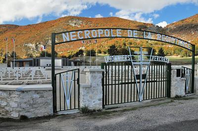 Nécropole nationale de Vassieux-en-Vercors
