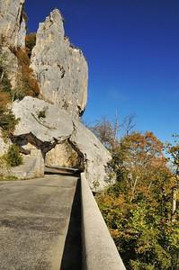 Route de la combe Laval