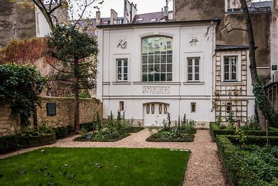 Delacroix garden