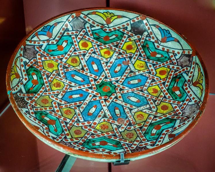 Islamic plates