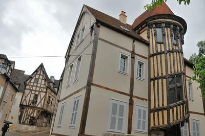 Chartres - Rue des Ecuyers