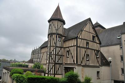 Chartres - Rue Pétion