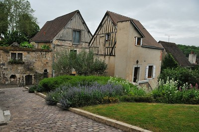 Châteaudun - Ruelle Saint-Lubin