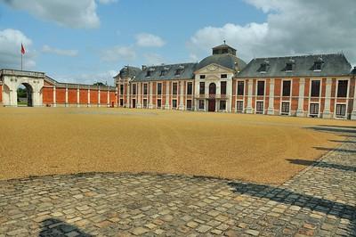 Château du Champ de Bataille - Cour d'Honneur
