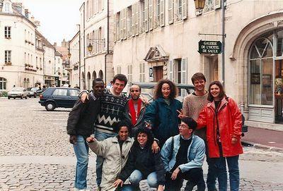 Alain,                 , Wali, Sabine, Jean Yves, Beatrice  Rabia,               , Stephan