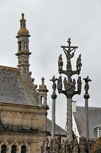 Enclos paroissial de Saint-Thégonnec (Sant-Tegoneg)