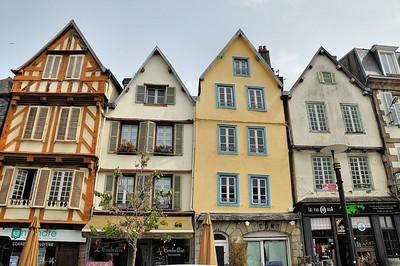 Morlaix (Montroulez) - Place de Viarmes