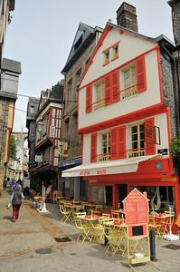 Morlaix (Montroulez) - Rue Ange de Guernisac
