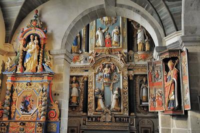 Eglise Notre-Dame de Saint-Thégonnec (Sant-Tegoneg)
