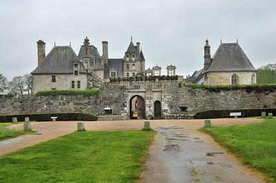 Château de Kerjean (Maner Keryann)