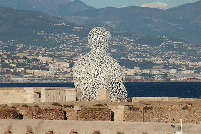 Nomade, A Man of Letters Looking Out Over The Mediterranean