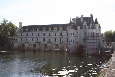 France - Chenonceaux