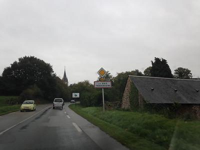 France - La Haie-Traversaine