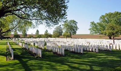 France: Somme battlefields