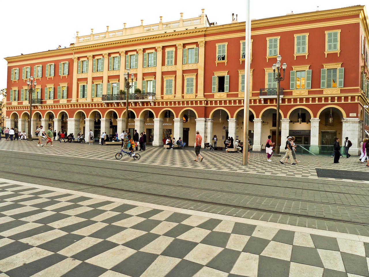 La Place Messa