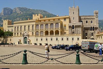 Palais Princier in Monaco