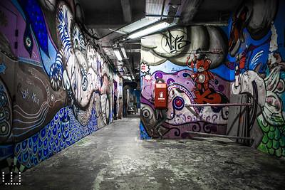 Scary corridor