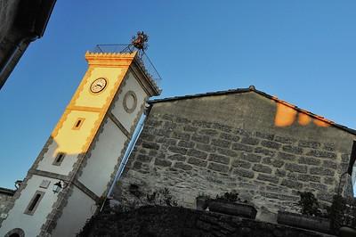 Tour de l'Horloge de Saint-Siffret
