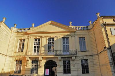 Uzès - Hôtel de Ville