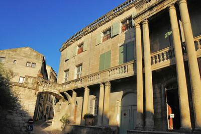 Uzès - Hôtel du baron de Castille