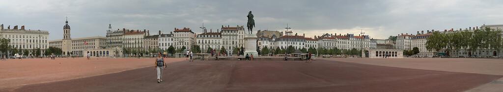 Place Bellecour, Lyon