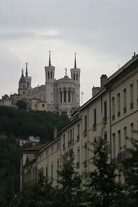Basilica of Notre Dame de Fourvière, Lyon
