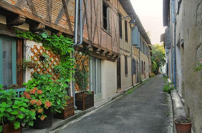 Simorre - Rue Bourgeoise