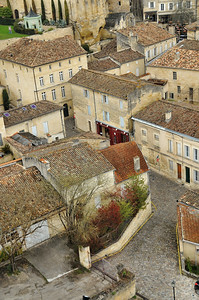 Saint-Emilion - Vue depuis le sommet de la tour du Roy