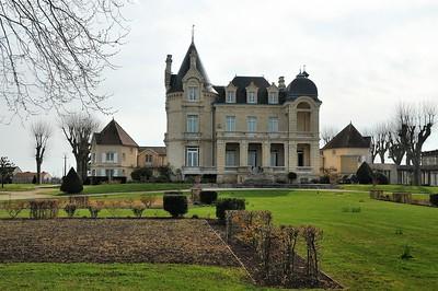 Saint-Emilion - Château du Grand Barrail