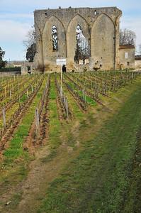 Saint-Emilion - Château Les Grandes Murailles (grand cru classé)
