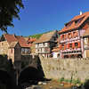 Kaysersberg - Pont fortifié sur la Weiss