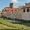 Kientzheim - Le long des remparts