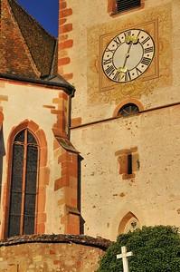 Hunawhir - Eglise fortifiée Saint-Jacques-le-Majeur