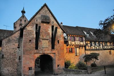 Riquewihr - Dolder et Porte haute