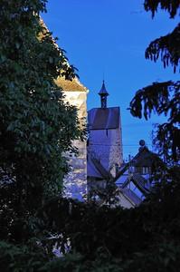 Riquewihr - Dolder nocturne
