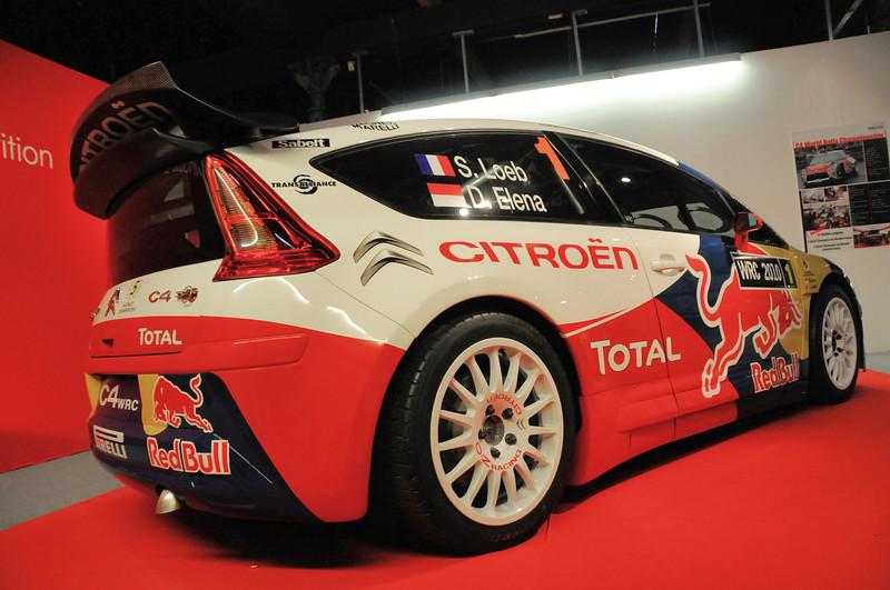 Citroën C4 WRC - 2010 - France
