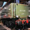 Tender de la locomotive Mountain 241 P 16 - 1947