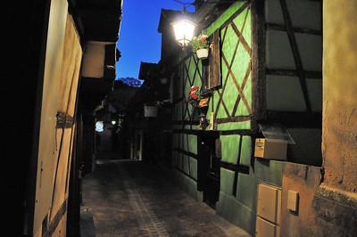 Riquewihr - Rue des Remparts