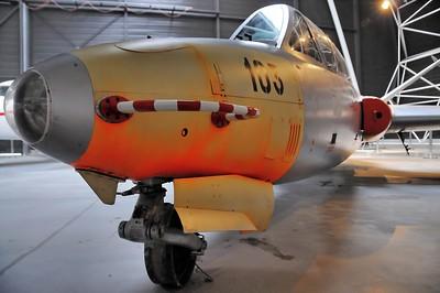 Blagnac - Aeroscopia - Fouga Magister CM 170