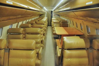 Blagnac - Aeroscopia - Habitacle du Concorde F-WTSB