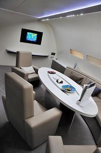 Blagnac - Aeroscopia - Airbus A300B - Ambiance VIP