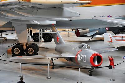 Blagnac - Aeroscopia - MiG-15 Bis