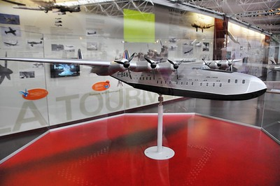 Blagnac - Aeroscopia - Hydravion Laté 631