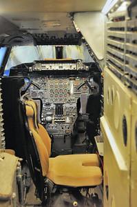 Blagnac - Aeroscopia - Concorde F-WTSB - Poste de pilotage