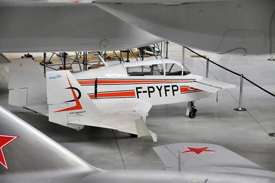 """Blagnac - Aeroscopia - CESSNA 337 Super Skymaster """"Push Pull"""""""