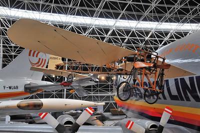 Blagnac - Aeroscopia - Blériot XI