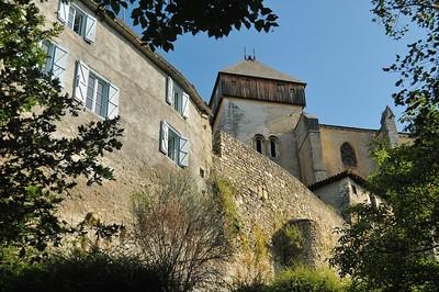 Saint-Bertrand-de-Comminges - Cathédrale Notre-Dame