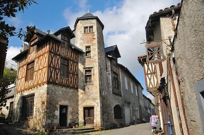 Saint-Bertrand-de-Comminges - La maison Bridaut