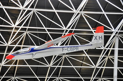 Blagnac - Aeroscopia - Wassmer WA 28 Espadon Blagnac - Aeroscopia - Concorde F-WTSB - Poste de pilotage
